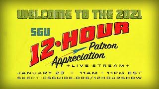 12 Hour Patron Appreciation Stream!