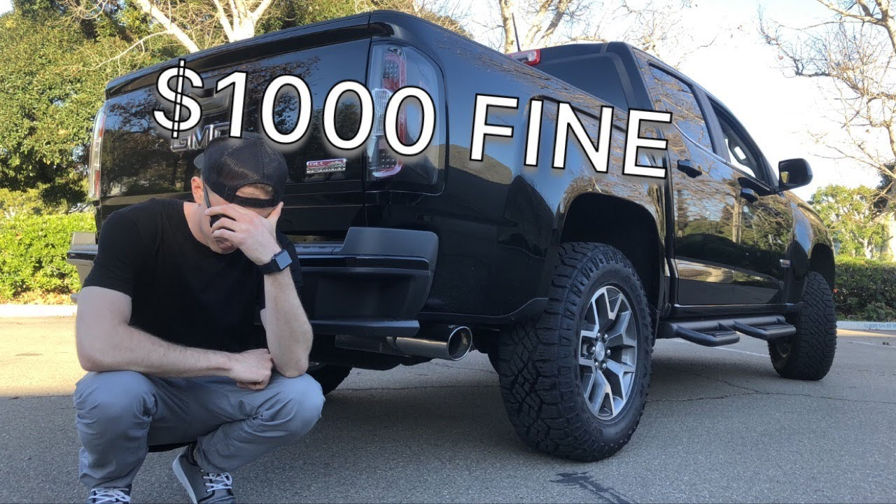 New 2019 California Exhaust LAW!! - YouTube