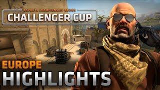 ECS Season 5: EUROPE Challenger Cup Highlights