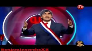 El Club de la Comedia - Sebastian Piñera (J. P. Flores) 28/06/11