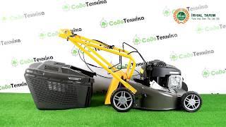 Stiga Collector 46B Benzinli Çim Biçme Makinesi