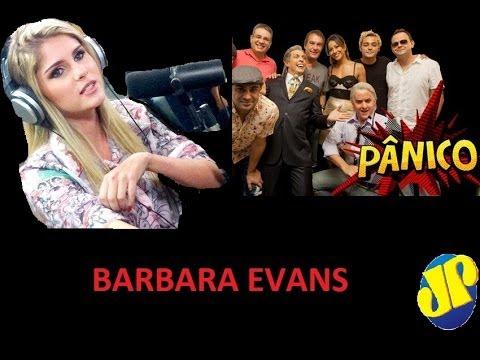 Pânico Na Rádio - 06/11 - Bárbara Evans