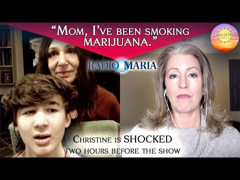 My teen here has been smoking weed under my nose! And the decision that made me proud.