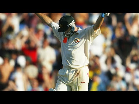 From the Vault: Steve Waugh's famous farewell