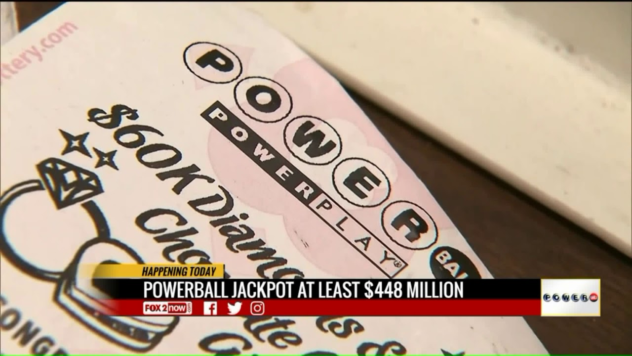448 Million Up For Grabs In Wednesday Night S Powerball Drawing