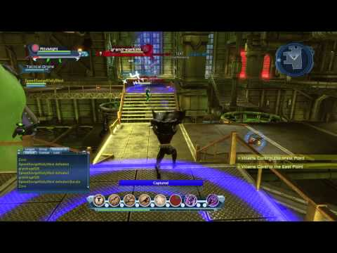 DC Universe Online Legends PvP:Batman Gameplay