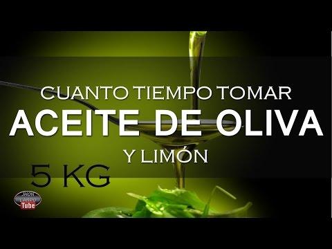 ACEITE DE OLIVA Y LIMÓN EN AYUNAS COMO PREPARARLO Y CUANTO TIEMPO TOMARLO
