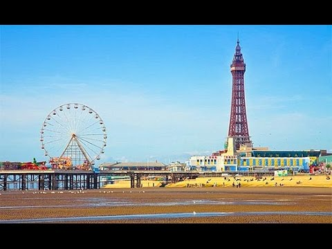 Metal Detecting On Blackpool Beach, UK...Something Fishy Going On At The Beach!!!