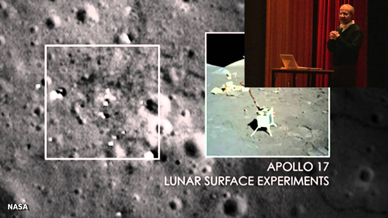 Harald Lesch: Die gefälschte Mondlandung? - YouTube