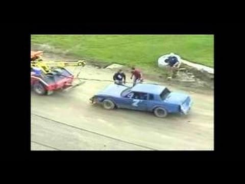 Jumpin' Jack Fonda Speedway Tribute