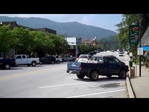 Clayton,Georgia. Downtown area.Pt.1