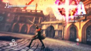 devil may cry dmc combo mad montage 3