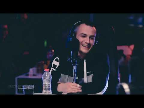 ALBANIAN rapper Freestyle [EXCLUSIVE] Don Xhoni #GJONIBLACK