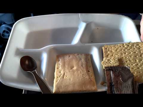 MRE Review:  2010 Menu 3-Beef Ravioli in Meat Sauce