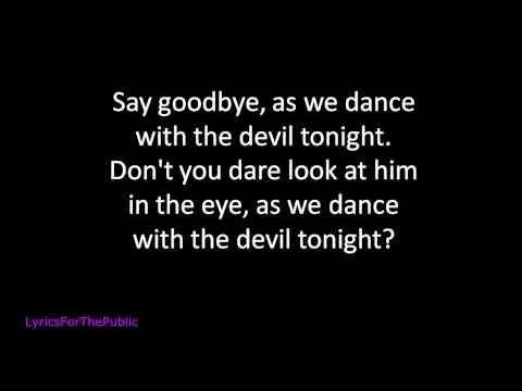 Breaking Benjamin - Dance With The Devil Lyrics