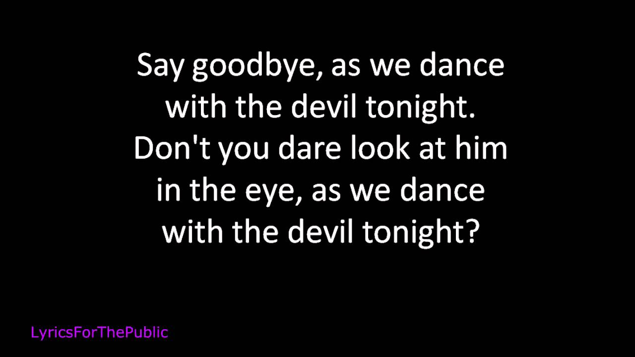 Breaking Benjamin – Dance with the Devil Lyrics | Genius ...