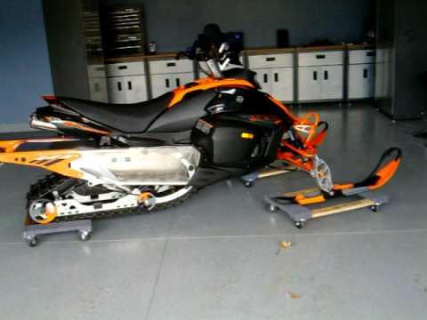 Yamaha Phazer Rtx Excell Exaust