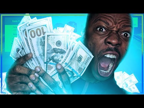 YOU GET $1000 IF YOU BEAT ME - FIFA 18!!!