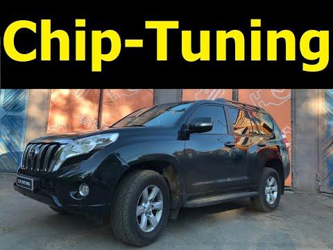 #ecm_chip_tuning Toyota Prado 150 2 8 d удаление Катализатора/Сажевого фильтра/Клапана ЕГР EGR Чип