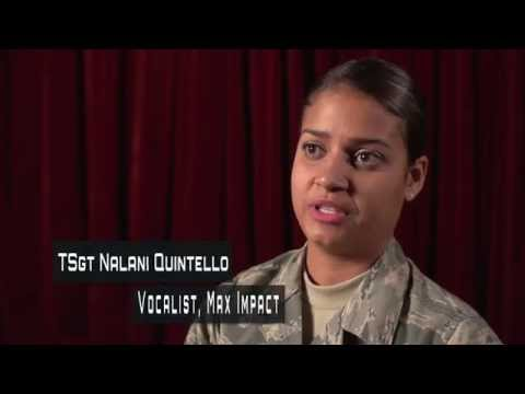 JBA Spotlight - TSgt Nalani Quintello