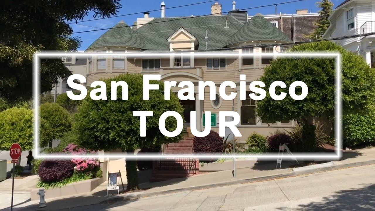 San Francisco Tour Mrs Doubtfire House Robin Williams