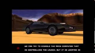 Knight Rider: The Game 2 Mission 11: The Finale