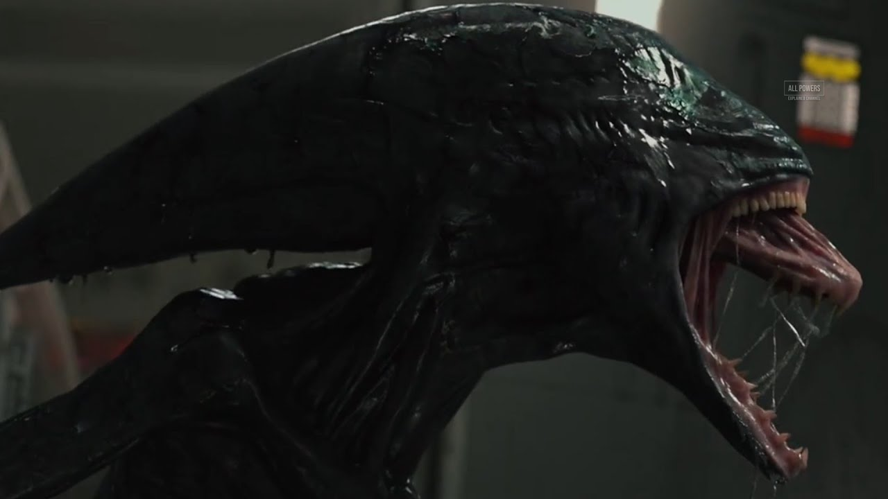 Download Alien (Xenomorph)- All Powers from the films