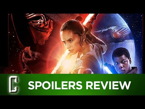 Star Wars: The Force Awakens Spoilers Review