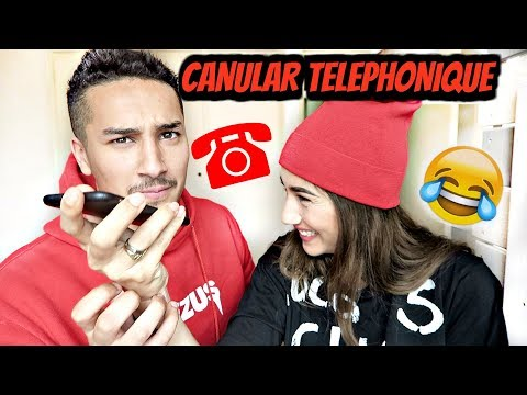 CANULAR TELEPHONIQUE !!