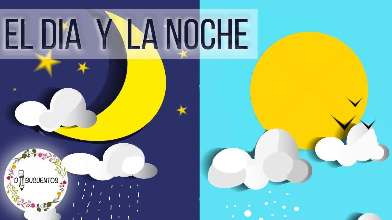 Como Explicar A Los Niños El Dia Y La Noche Como Se Produce El Dia Yla Noche Para Niños