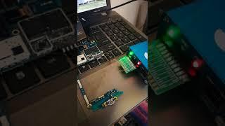Samsung J2 prime G532G/F Dead Boot Repair by medusa box