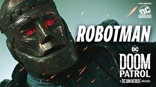 Doom Patrol | Robotman | DC Universe | The Ultimate Membership