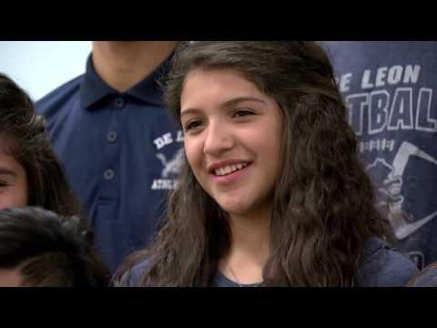 Amazing Things Happening - De Leon Middle School