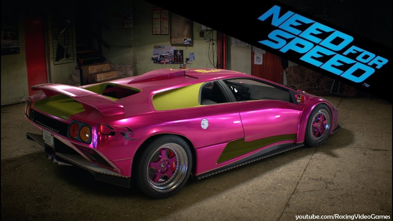 update lamborghini morohoshi lights part watch neon youtube for new speed need diablo light s