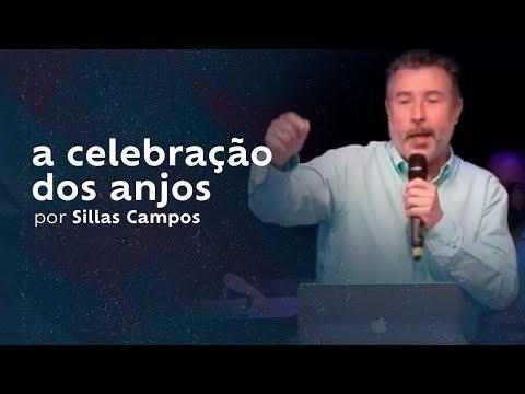 a celebração dos anjos por Sillas Campos