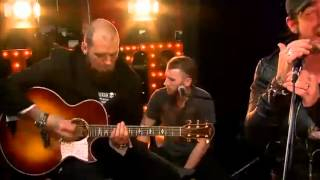 Three Days Grace - Never Too Late (Acoustic & lyrics)