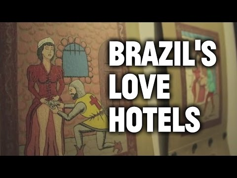 Brazil's By-The-Hour Love Hotels