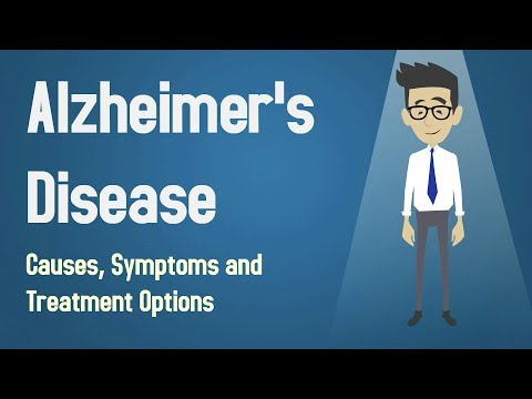 Alzheimer's Disease - Causes, Symptoms and Treatment Options Mp3