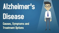 Alzheimer's Disease - Causes, Symptoms and Treatment Options