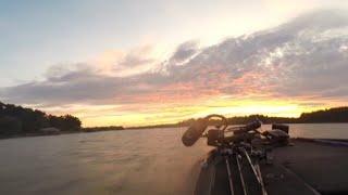 Lake Norman Bass Tournament summer bass fishing