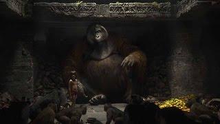Книга джунглей онлайн трейлер 1 и 2 (2016) - история маугли.