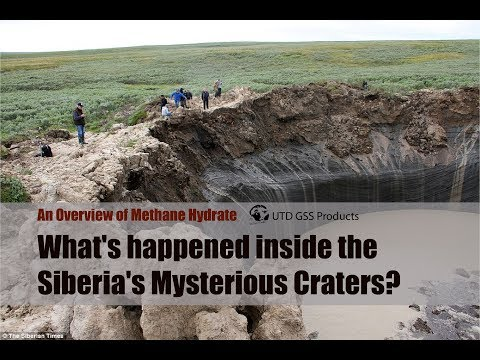 What's happened inside the Siberia's Mysterious Craters? An Overview of Methane Hydrate