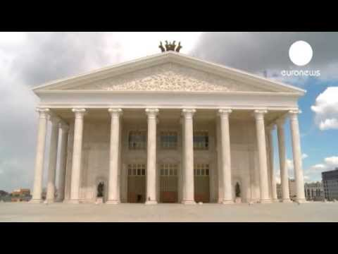 Euronews: Curtain up at Astana Opera