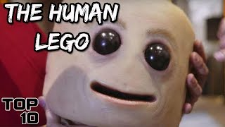 Top 10 Scary Lego Stories
