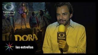 Eugenio Derbez dio su toque a 'Dora y la ciudad perdida' | Las Estrellas