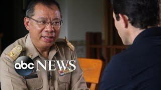 Official reveals last-minute dangers of Thai cave rescue