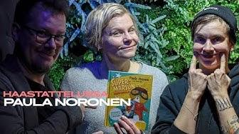 Paula Noronen ja Supermarsu
