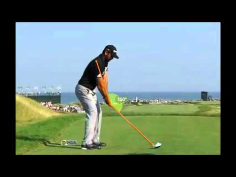 Jason Day Driver Swing Slow Motion Review