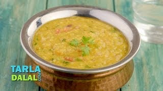दाल फ्राई (Dal Fry, North Indian Dal Fry) by Tarla Dalal