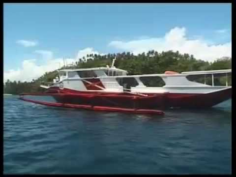 Philippines Live Aboard Scuba Diving Boat Mv Rags 2 Youtube